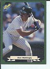 Buy Don Mattingly 1987 Classic Green
