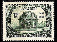 Buy ÖSTERREICH AUSTRIA [1952] MiNr 0973 ( */mh ) Architektur
