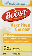 Buy Boost VHC Very High Calorie Complete Nutritional Drink, Very Vanilla, 8 fl oz 27