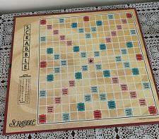 Buy Vintage 1999 Scrabble Game Board Replacement Part For Dog Rescue Charity