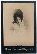 Buy Ogden's Guinea Gold Cigarettes Tobacco Card Derieux Vintage