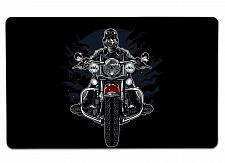 """Buy Wild Biker Large Mouse Pad 10"""" x 16"""" Mat Placemat Pop Culture Inspired Nerdy Gee"""