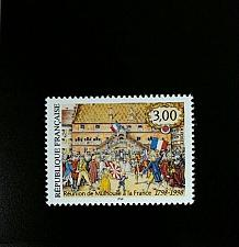 Buy 1998 France Union of Mulhouse with France Bicentennial Scott 2634 Mint F/VF NH