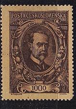 Buy CSSR [1920] MiNr 0160 ( */mh )