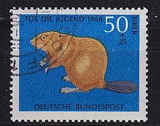 Buy GERMANY BUND [1968] MiNr 0552 ( O/used ) Tiere