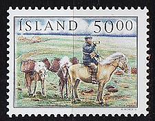 Buy ISLAND ICELAND [1997] MiNr 0879 ( **/mnh ) Post