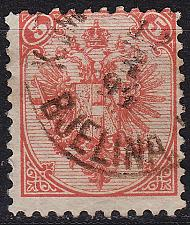 Buy ÖSTERREICH AUSTRIA [BosHerz] MiNr 0004 I d L ( O/used )