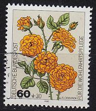 Buy GERMANY BUND [1982] MiNr 1151 ( O/used ) Blumen