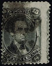 Buy US #98 Abraham Lincoln; Used (0Stars) |USA0098-02XDP