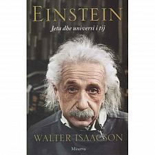 Buy Einstein, jeta dhe universi i tij by Walter Isaacson. Book from Albania