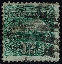 Buy US #117 S.S Adriatic; Used (1Stars) |USA0117-03XVK