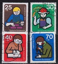 Buy GERMANY BUND [1974] MiNr 0800-03 ( O/used )