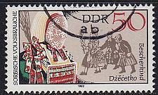 Buy GERMANY DDR [1982] MiNr 2721 ( OO/used ) [01] Trachten