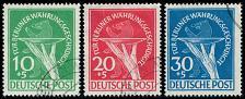 Buy Germany #9NB1-9NB3 Currency Devaluation Set of 3; Used (2Stars) |DEU9NB003set-02XDP