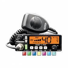 Buy PRESIDENT - ANDY II FCC 12-24 VDC CB RADIO