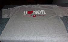 Buy Brand New Tee Shirt Extra Extra Large Ohio Blood Donor 4 Dog Rescue Charity