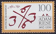 Buy GERMANY BUND [1992] MiNr 1612 ( **/mnh )