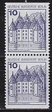 Buy GERMANY BERLIN [1977] MiNr 0532 CD ( **/mnh ) Bauwerke
