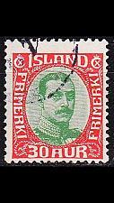 Buy ISLAND ICELAND [1920] MiNr 0093 ( O/used )