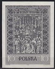 Buy POLEN POLAND [1960] MiNr 1185 Block 23 ( **/mnh ) Religion