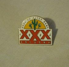 Buy NFL Host to Super Bowl XXX Arizona tiny pin only!