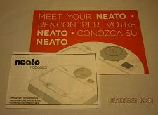 Buy Neato Botvac D3 Connected Wi-Fi Robotic Vacuum - Instructions & Manual