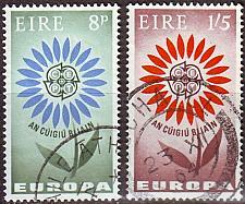 Buy IRLAND IRELAND [1964] MiNr 0167-68 ( O/used ) CEPT