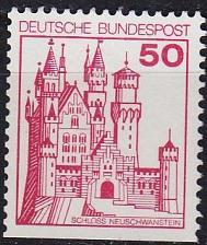 Buy GERMANY BUND [1977] MiNr 0916 D ( **/mnh ) Bauwerke