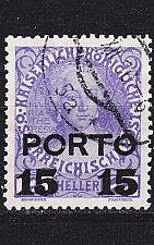 Buy ÖSTERREICH AUSTRIA [Porto] MiNr 0059 ( O/used )