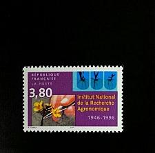 Buy 1996 France National Institute of Agronomy Research 50th Scott 2522 Mint F/VF NH