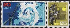 Buy GERMANY DDR [1968] MiNr 1343 WZd187 ( OO/used ) Weltraum
