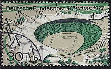 Buy GERMANY BUND [1972] MiNr 0724 ( O/used ) Olympiade