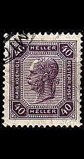 Buy ÖSTERREICH AUSTRIA [1905] MiNr 0129 A ( O/used )