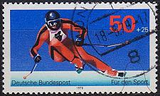 Buy GERMANY BUND [1978] MiNr 0958 ( O/used ) Sport