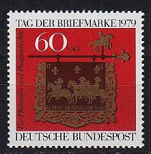 Buy GERMANY BUND [1979] MiNr 1023 ( **/mnh )