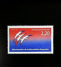 Buy 1989 France French Revolution Bicentennial Scott 2139 Mint F/VF NH