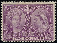 Buy Canada #62 Victoria Jubilee; Unused (3Stars) |CAN0062-01XDP
