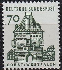 Buy GERMANY BUND [1964] MiNr 0460 ( **/mnh ) Bauwerke