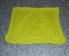 Buy Brand New Hand Knit Cocker Spaniel Dog Dish Cloth For Dog Rescue Charity
