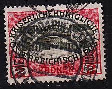 Buy ÖSTERREICH AUSTRIA [1908] MiNr 0154 z ( O/used )