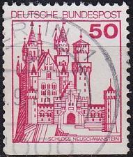 Buy GERMANY BUND [1977] MiNr 0916 D ( O/used ) Bauwerke