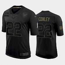 Buy Men's Texans Gareon Conley 2021 Salute to Service Limited Jersey -
