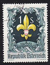 Buy ÖSTERREICH AUSTRIA [1951] MiNr 0966 ( O/used ) [01]