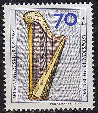 Buy GERMANY BUND [1973] MiNr 0785 ( **/mnh ) Musik