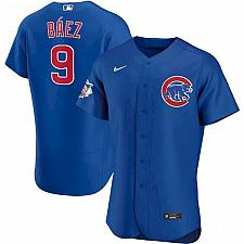Buy Javier Baez Chicago Cubs Royal Alternate Authentic Player Jersey