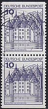 Buy GERMANY BUND [1977] MiNr 0913 CD ( O/used ) Bauwerke