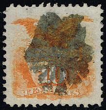 Buy US #116 Eagle & Shield; Used (2Stars)  USA0116-03XVK
