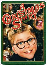 Buy A Christmas Story Aquarius Playing Cards Holiday Deck 52335