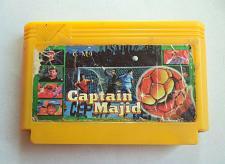 Buy Captain Majid. Famicom Dendy NES Yellow Video Games. Rare version