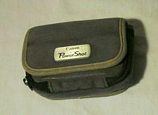 Buy GENUINE CANON DELUXE SOFT COMPACT PADDED DIGITAL CAMERA BELT CASE